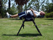 Inversion Table Pictures